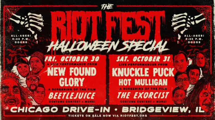Show Times For Halloween 2020 Near Me It's Showtime: The Riot Fest Halloween Special is October 30 & 31